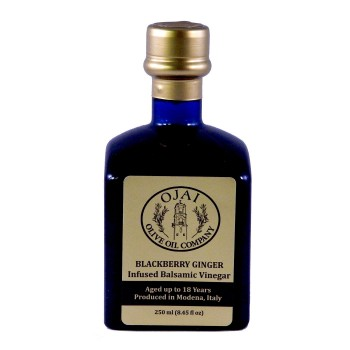 Blackberry Ginger Infused Traditional Balsamic Vinegar 250ml