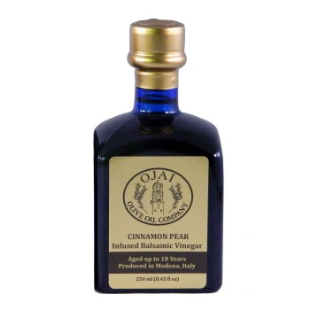 Cinnamon Pear Infused Traditional Balsamic Vinegar 250ml