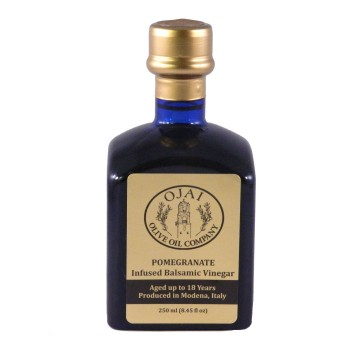 Pomegranate Infused Traditional Balsamic Vinegar 250ml