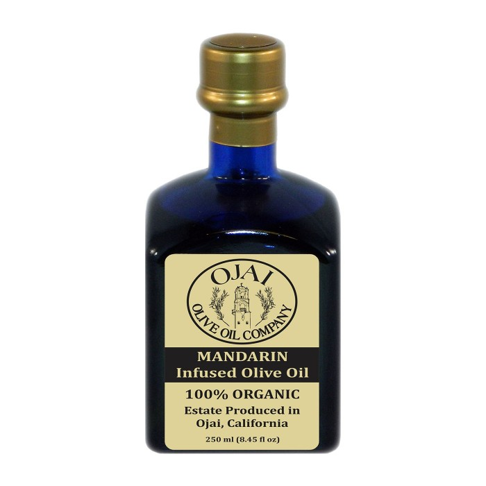 Mandarin Infused Olive Oil 250ml