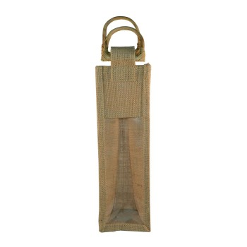 Tall Jute Gift Bag With Handle (Bag Only)