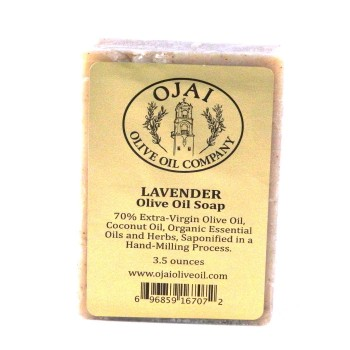 Lavender Olive Oil Soap 3.5oz