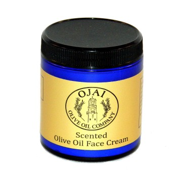 Scented Olive Oil Face Cream 4.0oz