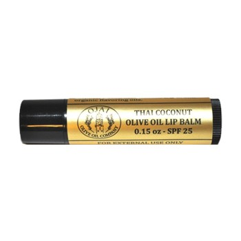 Thai Coconut Olive Oil Lip Balm SPF 25 0.15oz