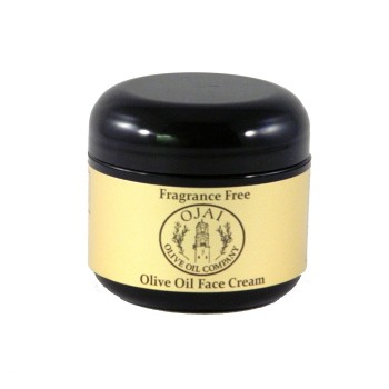 Unscented Olive Oil Face Cream 2.0oz