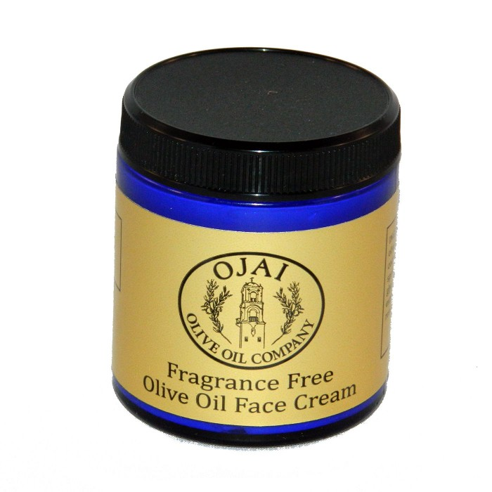 Unscented Olive Oil Face Cream 4.0oz